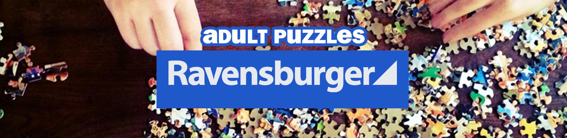 Adults Ravensburger Puzzles