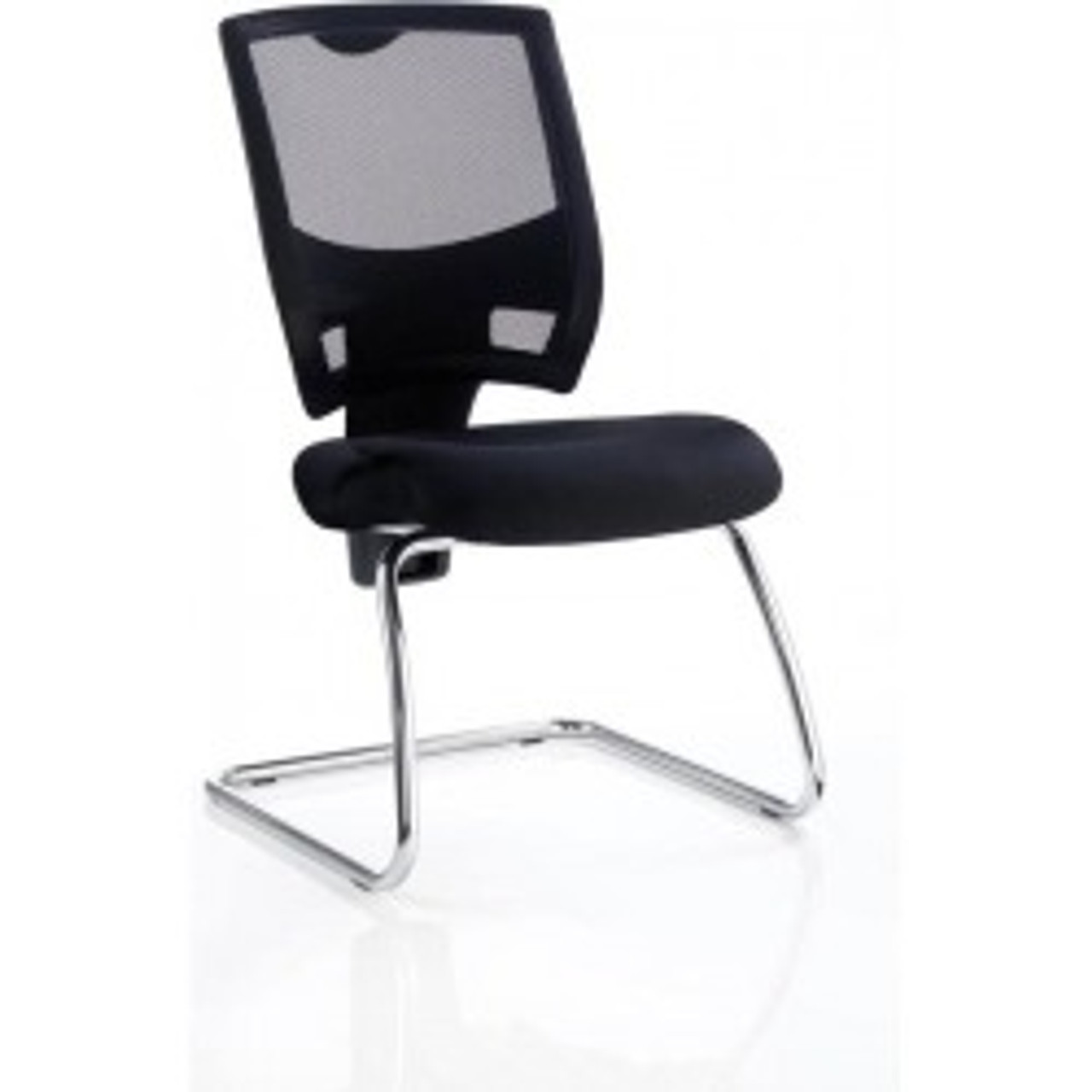 Shadow Mesh Meeting Chair No Arms