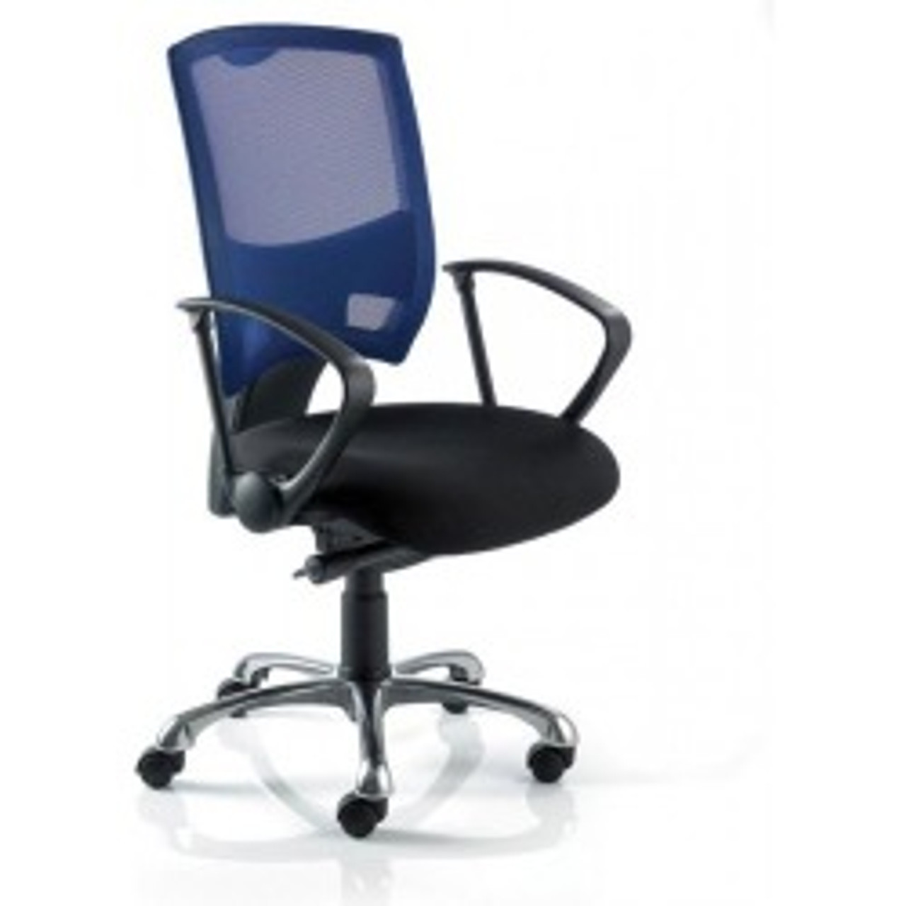 Shadow Mesh Chair Fixed Arms