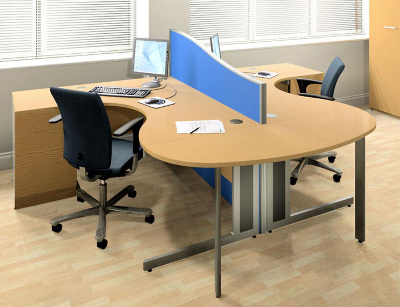 X-Range Compact Corner Desks