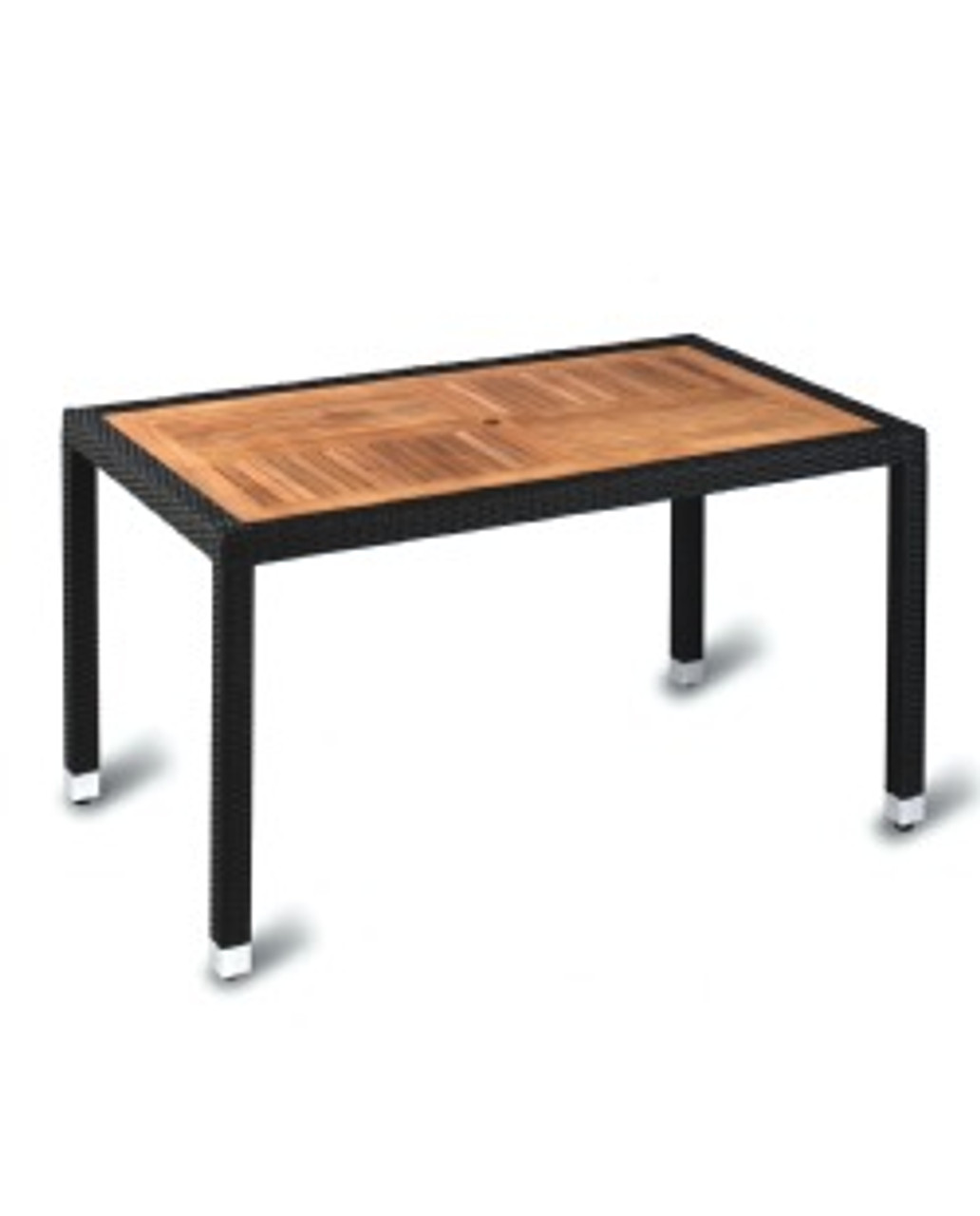 Geneva Teak Top Table - Outdoor Furniture