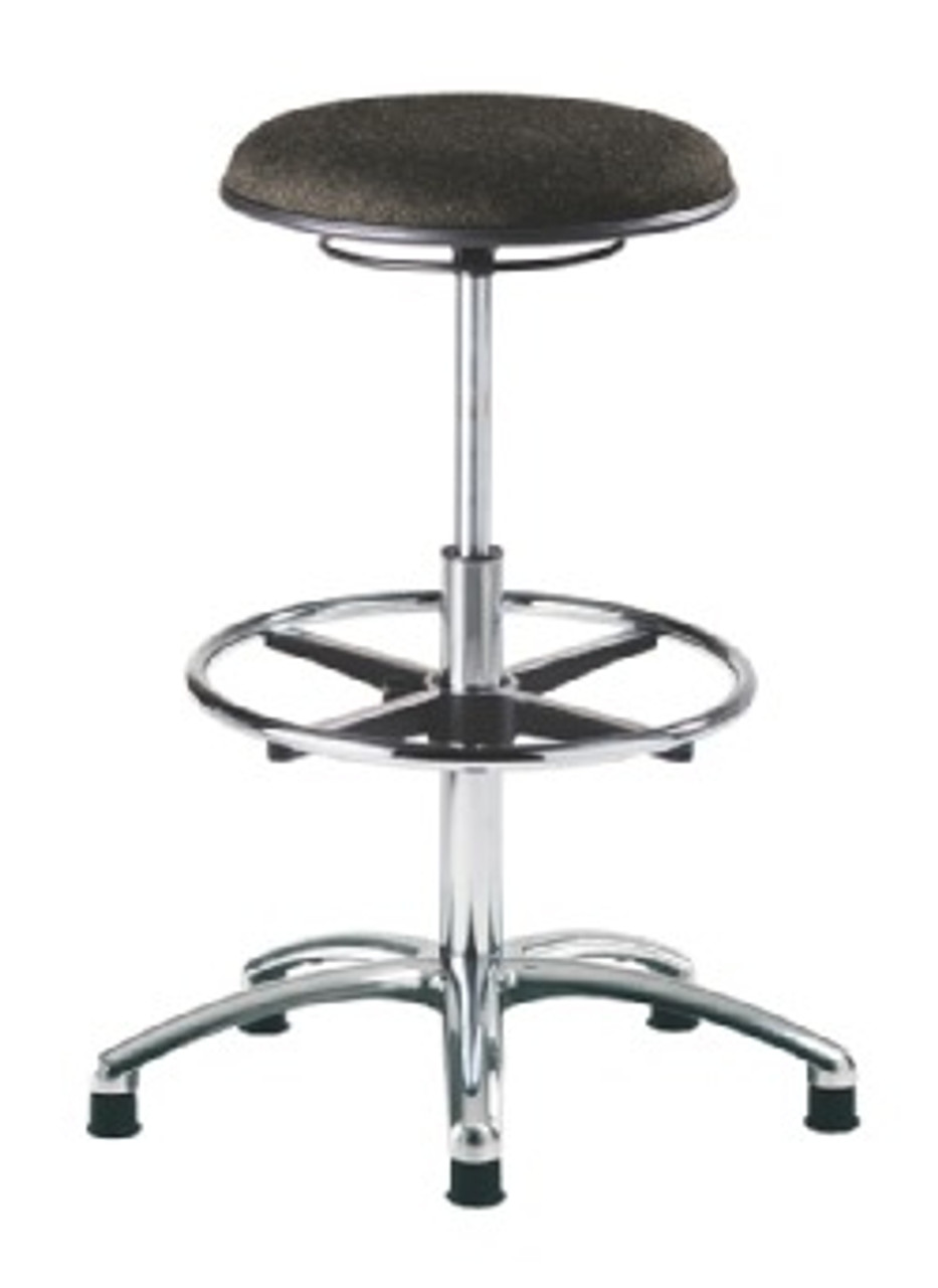 ESD High Technical Stool - Industrial Seating