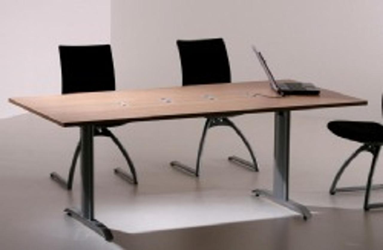 Brevis Rectangular Meeting Table