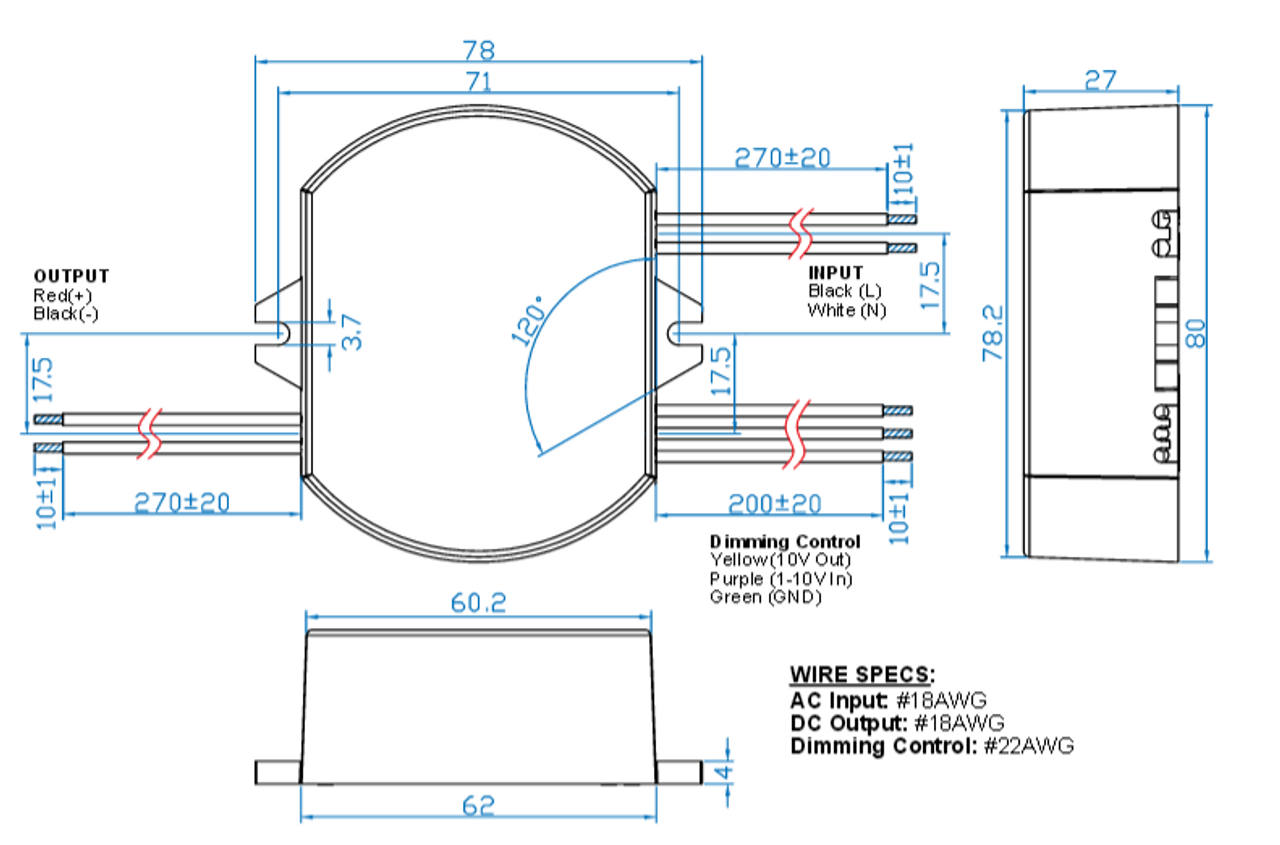Dimmer Ballasts Wiring Along With Dimming Led Driver Wiring Diagram