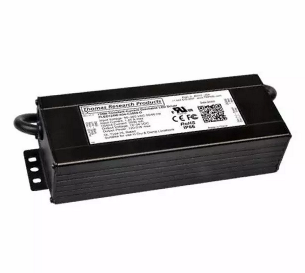Pled150w 071 C2100 D Thomas Research Products Led Power Supply Driver Constant Current Dimming 50w 700ma