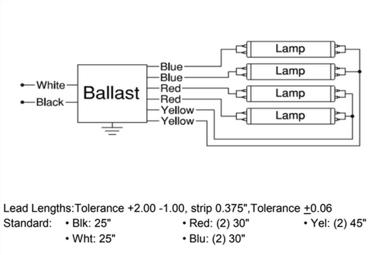 Isl432t8120 Robertson Electronic Ballast