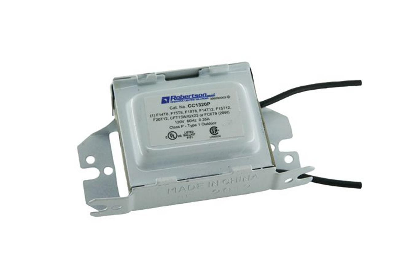 Cc1320p  Replaces Sp1320p  Robertson Magnetic Fluorescent