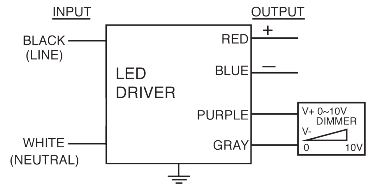 60w Constant Current Led Driver Ac Electronics Circuit Electronic Projects