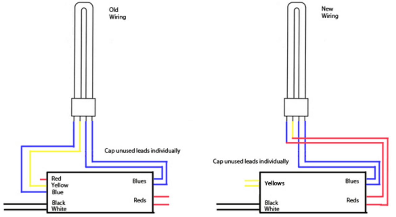 Replacement Ballast Wiring Diagram - Wiring Diagram