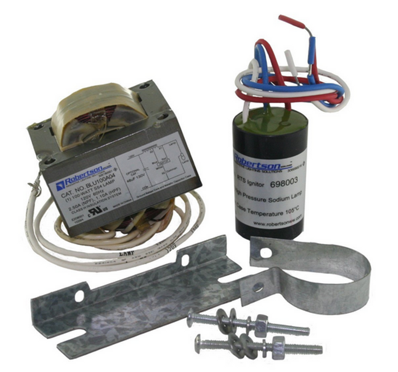 Blu0100a04900 M Robertson Electromagnetic S54 Hps Ballast
