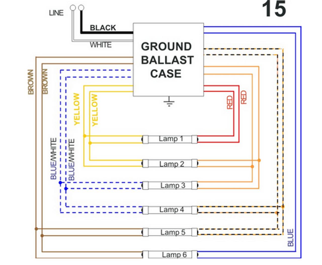allanson 672-at magnetic sign ballast allanson ballast wiring diagram t12 ballast wiring diagram 1 lamp with 2 lamp fluorescent ballast wiring diagrams #3