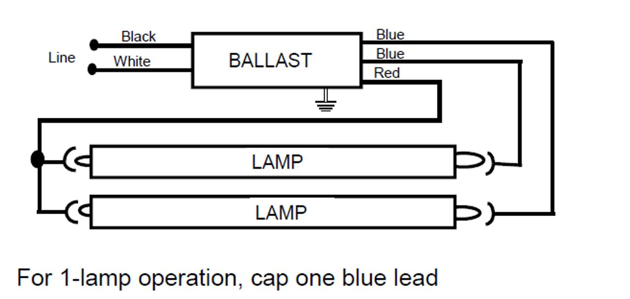 f96t12 electronic ballast wiring diagram electrical work wiring rh aglabs co T8 Ballast Wiring Diagram Fluorescent Ballast Wiring Diagram