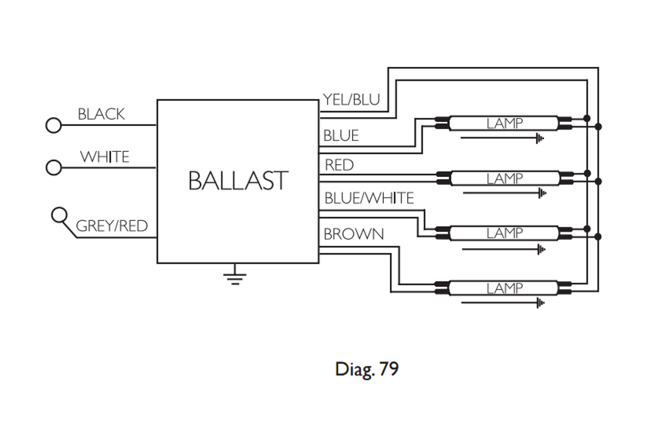 Advance Icrp4psp5490c Wiring: Philips Advance Ballast Wiring Diagram High Bay At Satuska.co
