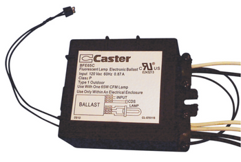 Caster BFE65C Ballast with Photocell