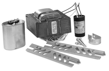 Howard S-1000-5T-CWA-K High Pressure Sodium Ballast Kit
