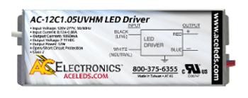 AC Electronics AC-12C1.05UVHM LED Driver