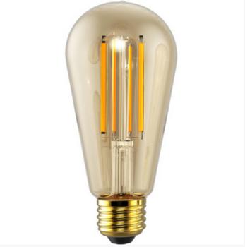 EIKO LED5WST19/FIL/822K-DIM-G6 5W ST19 Filament Decorative LED Bulb