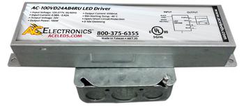 AC Electronics AC-60VD24AB2RV LED Driver