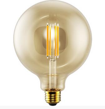 EIKO LED5WG40/FIL/822K-DIM-G6 5W G40 Filament Decorative LED Bulb