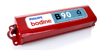 B90 Bodine Emergency Lighting Ballast 500-600 Lumens