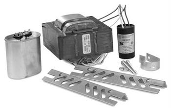 Howard MP-100-4T-HXH-K Pulse Start Metal Halide Ballast Kit