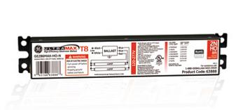 GE286MAX-HO-N (63888) GE ProLine® Ballasts