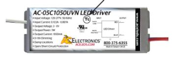 AC Electronics AC-05C1050UVN LED Driver
