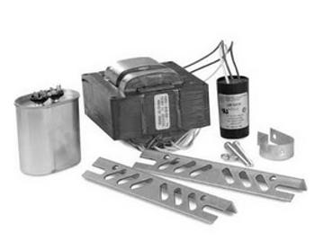 Howard MP-320-4T-PSCWA-K Pulse Start Metal Halide Ballast Kit