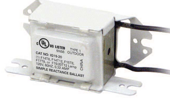 IG15-20 Inter-Global Magnetic Ballast