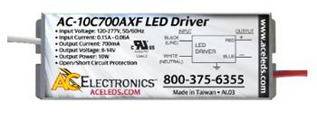 AC Electronics AC-10C700AXF LED Driver