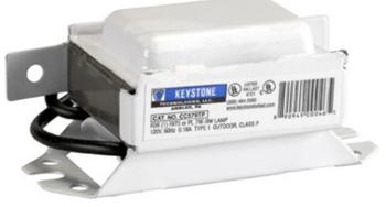 CC579TP Keystone Compact Fluorescent Ballast