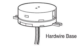 TCP 4001 Hardwire Base for Circline Ballast