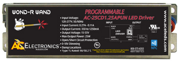 AC Electronics AC-25CD1.25APUN Programmable LED Driver