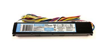 ICN-2S54-N Advance Centium® Ballast - Lead Wires