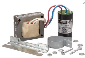 Keystone HPS-50R-1-KIT HPS Ballast Kit