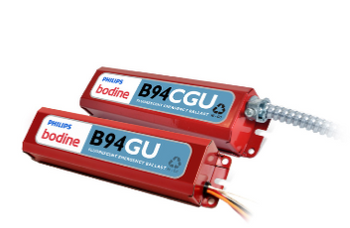 B94GU Bodine (replaces B94G) Emergency Lighting Ballast - No Conduit