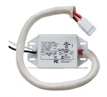 IG13-20EL/T9 Inter-Global 22W Circline Ballast with Socket Connector