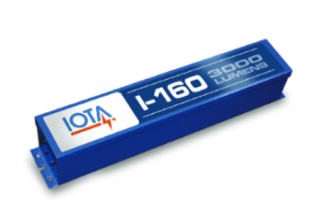 I-160 IOTA Emergency Lighting Battery Pack Ballast