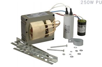 Keystone MPS-250A-Q-KIT 250W Metal Halide Ballast Kit