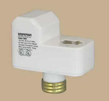 3900 Enertron 22W CFL Side Mount Adapter