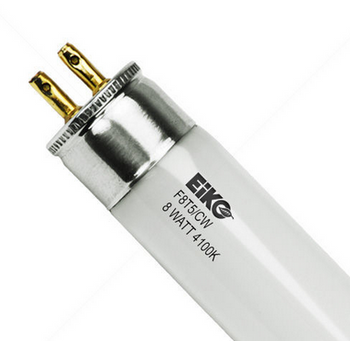 F8T5/CW 8W Linear Fluorescent Tube, Cool White