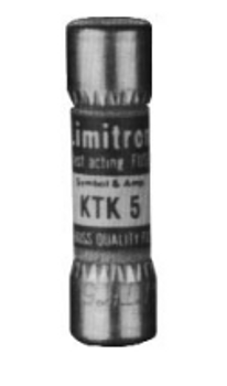 KTK-15 Bussmann Limitron Fast-Acting Fuse