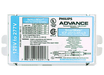 ICF-2S13-H1-LD Advance Phillips CFL Ballast