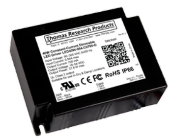 LED40W-114-C0350-D TRP LED Driver 40W - 2 wire Dimmable
