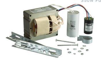 Keystone MPS-350A-P-KIT 350W Metal Halide Ballast Kit