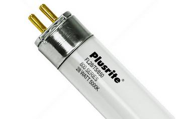FL54/T5/865/HO (4129) Plusrite 54 Watt T5 Tube