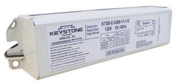 KTSB-E-0208-11-1-S Keystone SmartWire Electronic Sign Ballast