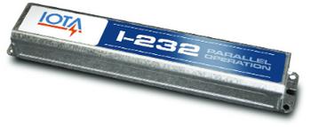 I-232 IOTA Emergency Lighting Battery Pack Ballast