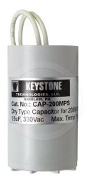Keystone CAP-200MPS Pulse Start Metal Halide Capacitor