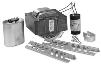 Howard MP-50-2T-HXH-K Pulse Start Metal Halide Ballast Kit